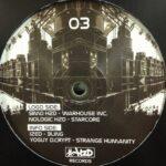 Various HZD Records 03 album cover