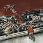 Violent Cases 20-2 ALbum Cover