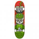 Cruzade Skull Swirl 8.0″